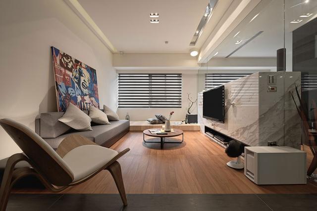 日式 二居室 110.0平米