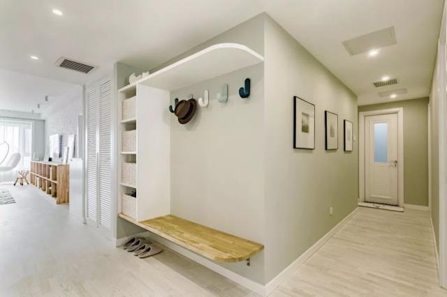简约 三居室 130.0平米