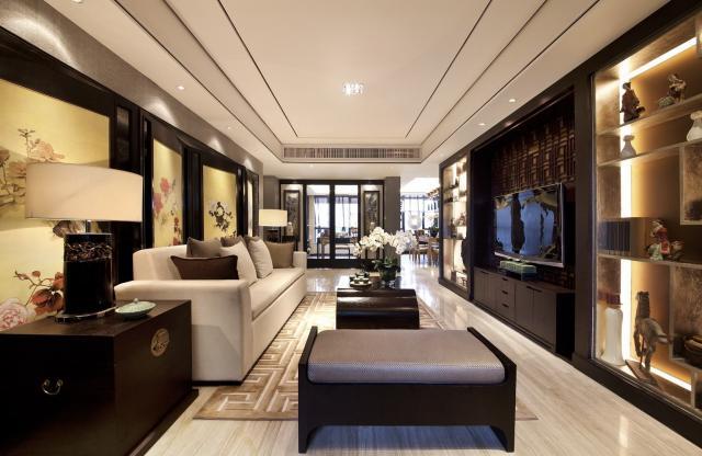 中式 二居室 155.0平米
