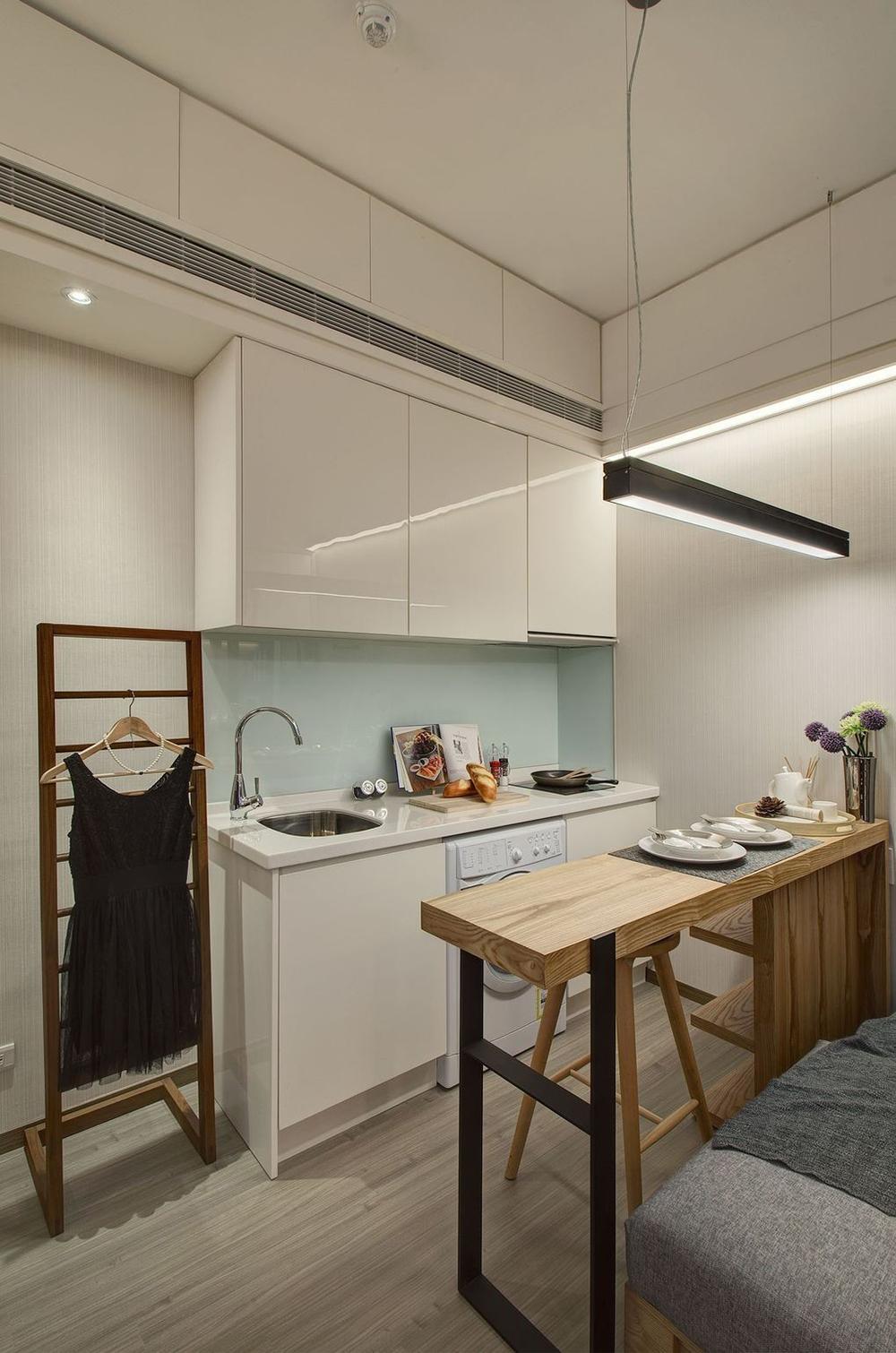 现代美式风装修效果,让休闲区的空间饱满